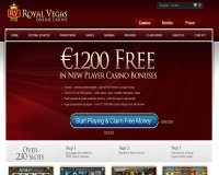 Royal Vegas Casino sitio web