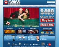 Swiss Casino sitio web