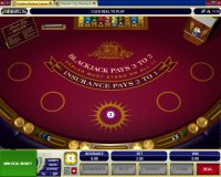 Golden Riviera Casino Blackjack